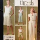 Simplicity Sewing Pattern 3756 Ladies / Misees Pants & Shorts Size 20w-28w UC