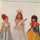 Butterick Sewing Pattern 6935 Girls Childs Princess Costumes Size 2-4 Uncut