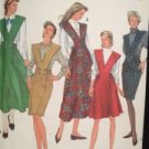 Sewing Pattern No 7963 Simplicity Dress/Jumper In Two Lengths Size 18-24
