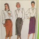 Simplicity Sewing Pattern 7704 Ladies Misses Proportioned Skirt Size 12 Uncut