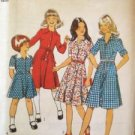 Sewing Pattern No 2192 Style Girls Dresses Size 10