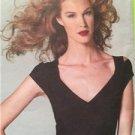 Vogue Sewing Pattern 1280 Ladies Misses Dress Size 4-12 Donna Karan