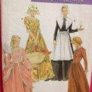 Simplicity Sewing Pattern 5041 Ladies / Misses Puritan Costumes Size 10-14 Uncut