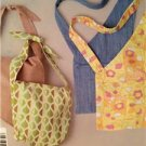 Simplicity Sewing Pattern 2335 Two Bags Uncut Accessories