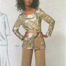 New Look Sewing Pattern 6083 Workroom Misses Ladies Tunic Pants Size 8-18 Uncut