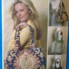 Butterick Sewing Pattern 5438 Waverly Totes & Cell Phone Case  Uncut