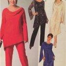 McCalls Sewing Pattern 4722 Ladies Misses Tunics Skirt Pants Size 18w-24w Uncut