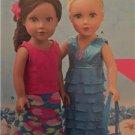 "Simplicityn Sewing Pattern 0674 1178 18"" Doll Clothes Dress Top Bag Uncut"
