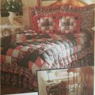 McCalls Sewing Pattern 7164 Biscuit Quilt Throw Pillow Uncut Home Decorating