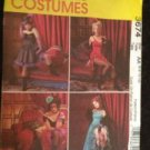 Sewing Pattern 3674 McCalls Ladies Misses Can Can Costumes Size 14-20 Uncut