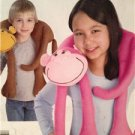 Simplicity Sewing Pattern 2112 Neck Pillow Monkey Uncut Accessories