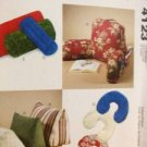 McCalls Sewing Pattern 4123 Comfort Zone Pillows Lounge Neck Wedge Uncut