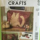McCalls Sewing Pattern 5017 Sewing Machine Cover & Accessories Uncut