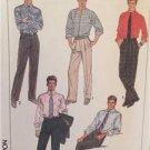 Simplicity Sewing Pattern 8784 Mens Pants Size 39 Uncut