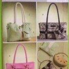 Butterick Sewing Pattern 4757 Ladies / Misses Handbags Six Sizes Uncut