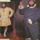 Simplicity Sewing Pattern 9633 Mens Renaissance Costumes Size XL-XXL Uncut