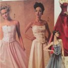 McCalls Sewing Pattern 3853 Ladies Misses Lined Tops Skirts Size 16-22 Uncut