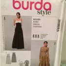 Burda Sewing Pattern 6996 Ladies Misses Evening Dress Size 8-18 Uncut