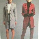 McCalls Sewing Pattern 9521 Misses Lined Jacket Skirt Pants Size 10-14 Uncut