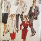 Sewing Pattern No 5138 McCalls Ladies Shirts Skirt and Pants Size 10-14