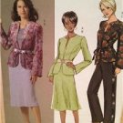 Butterick Sewing Pattern 4932 Ladies Misses Pants Skirt Jacket Size 16-22 Uncut
