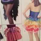 Simplicity Sewing Pattern 0496 1346 Misses Ladies Tutu Skirt Bustles Sz 14-22 UC