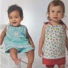 Simplicity Sewing Pattern 1188 Babies Top Panties Pants Size XXS-L Uncut