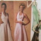 McCalls Sewing Pattern 3883 Ladies Misses Lined  Dresses Size 12-18 Uncut