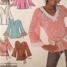 Simplicity Sewing Pattern 4301 Girls Tunic and Belt Size 8 - 16 Uncut Design