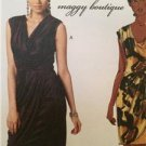 Butterick Sewing Pattern 5674 Misses Close Fitting Lined Dress Size 6-12 Uncut