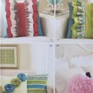 Simplicity Sewing Pattern 1679 Pillows Five Styles Size O/S Uncut