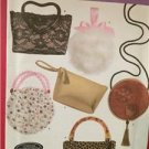 Simplicity Sewing Pattern 4752 Six Evening Bags Uncut Fashion Accessories Clutch