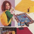 "McCalls Sewing Pattern 4264 Easy Fleece Blankets 50x60"" Uncut Home Decorating"