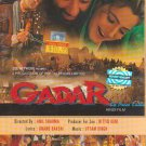 Gadar - Ek Prem katha - Sunny Deol  [Dvd] Language  Hindi No English subtitles