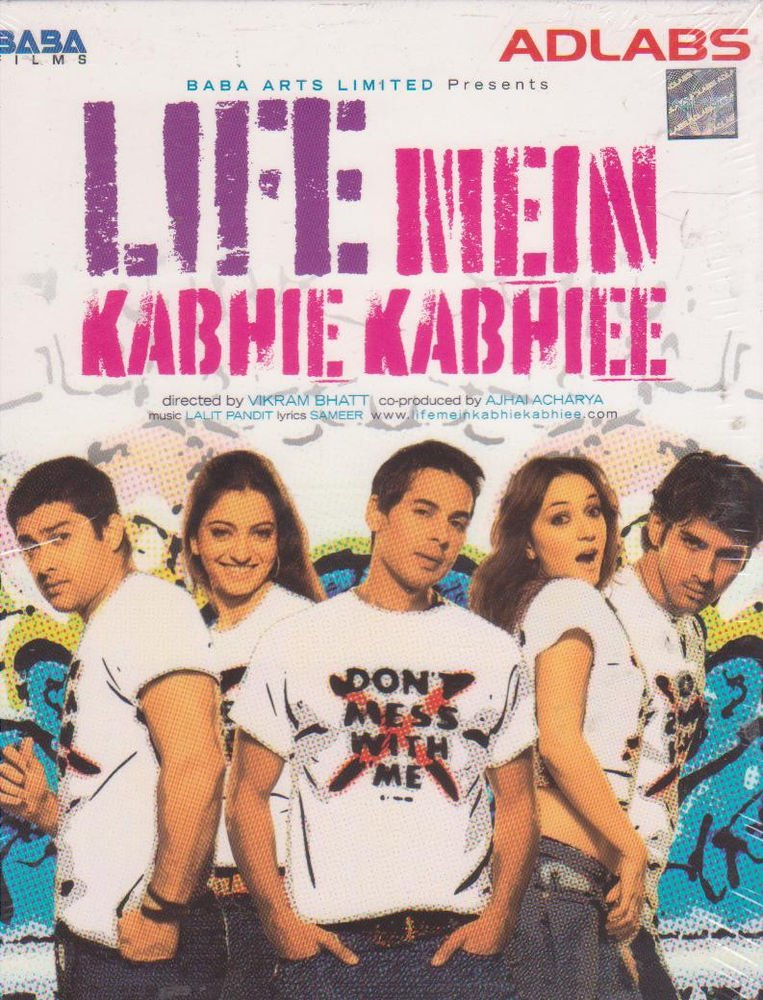 Life Mein Kabhie Kabhie - Dino Morya , Aftab Shivdesani   [Dvd]