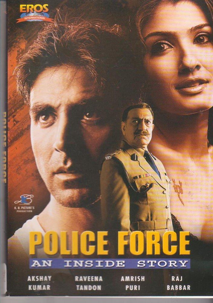 Police Force - Akshay Kumar , Raveena tandon   [Dvd] DEI Release