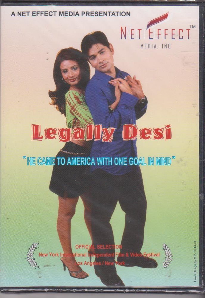 Legally Desi [Dvd]