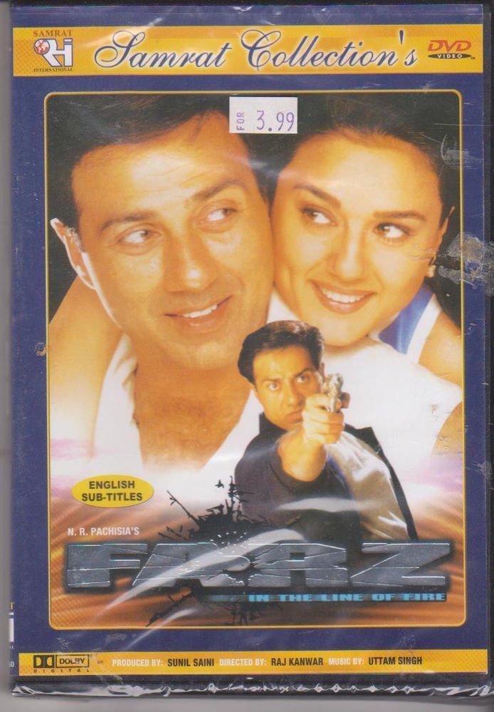 farz - Sunny Deol , Prithi Zinta  [Dvd]  Released Original