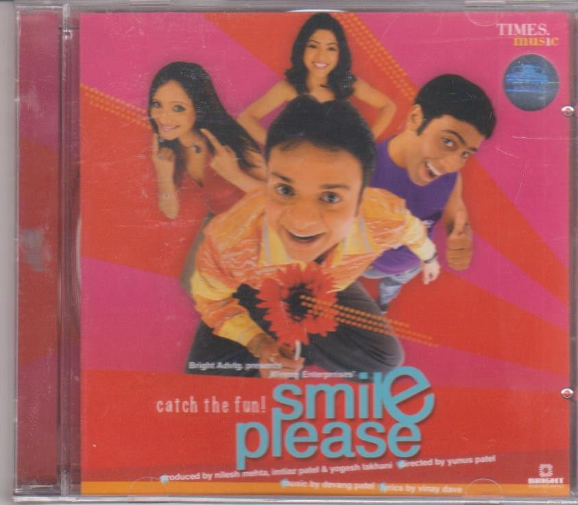 Smile Please - Devang patel  [Cd ]