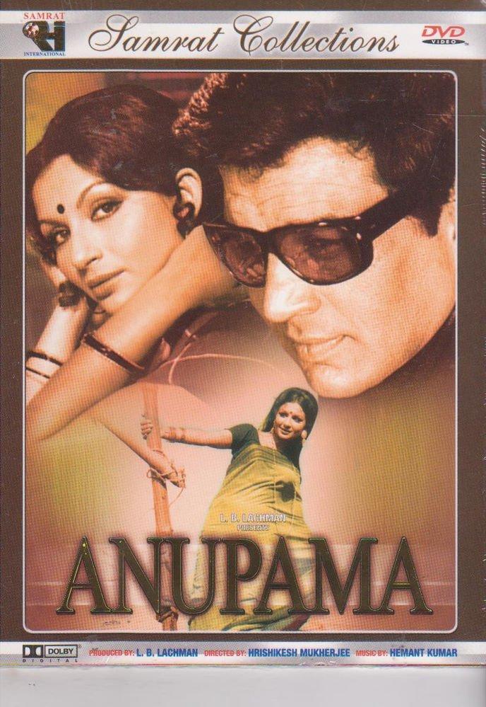 Anupama - Dharmendra , Sharmila tagore  [Dvd] Original samrat   Released