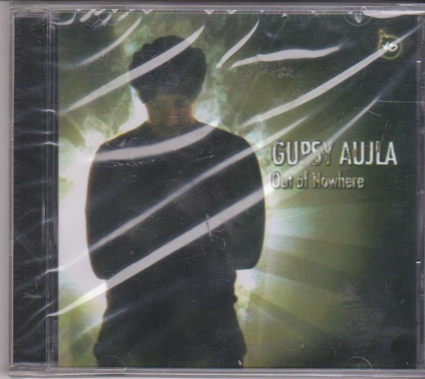 Out of Nowhere -By Gupsy Aujla   [Cd]