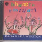 Bhangra rastafari - raga kaka Winston    [Cd] UK made Cd