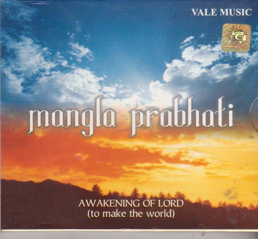 Mangla Prabhati - Morning Prayers  [Cd ]