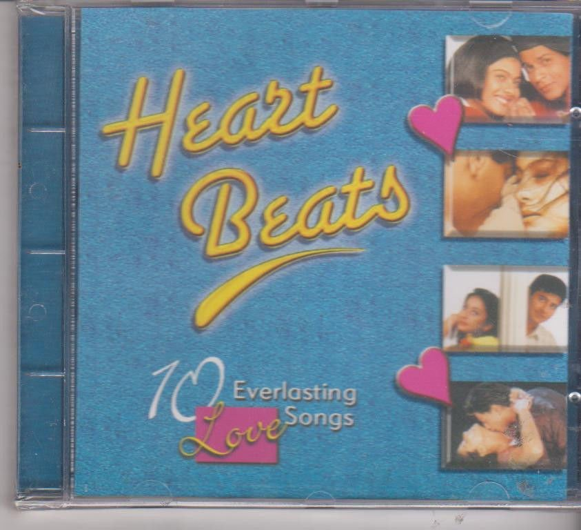 Heart beats 10 Everlasting Love Songs [Cd]