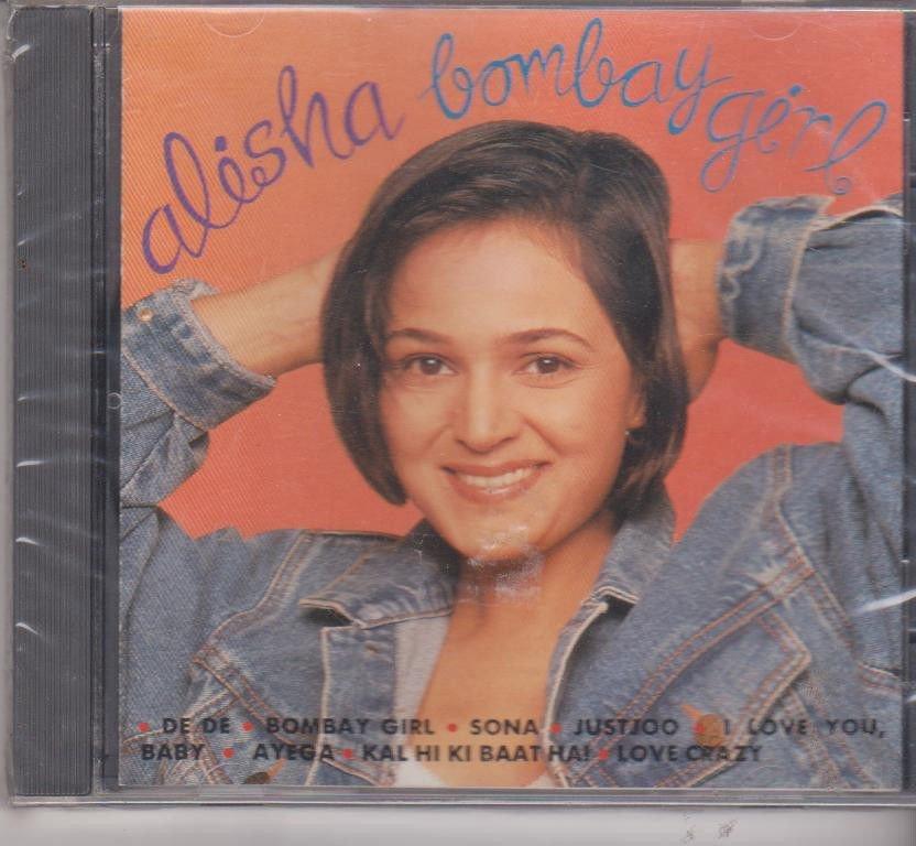 Alisha Bombay Girl + Mix Masala - Ila Arun - Damadam Mast Qalandar  [Cd]