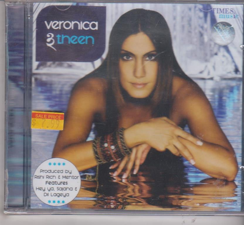verinica Theen  [Cd]  Produced By Rishi Rich ,Mentor