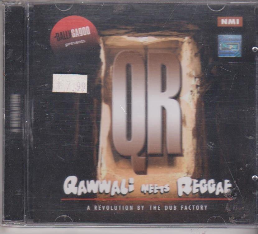 Bally Sagoo Presents QR - Qawwali meets Reggae [Cd] Revolution By dub factory