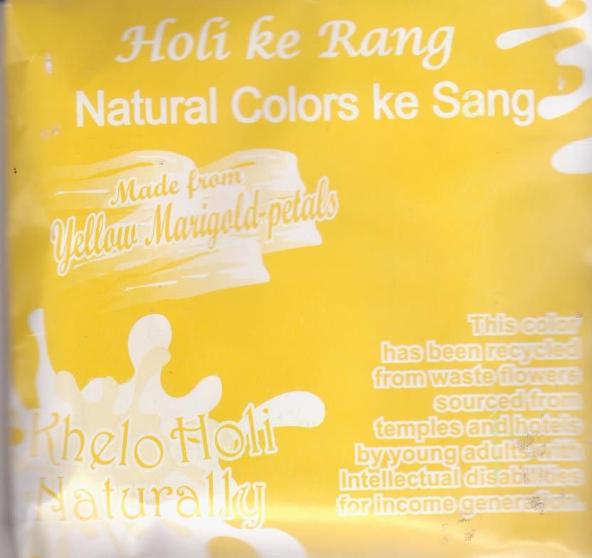 Holy Colors Powder [3x 100Gms] No Chemical used - No Side effect for smooth skin