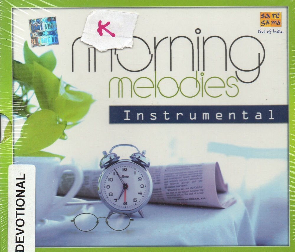Morning Melodies - Instrumental [Cd ] Devotional Songs
