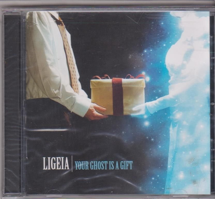 Your Ghost Is a Gift by Ligeia [Cd ]